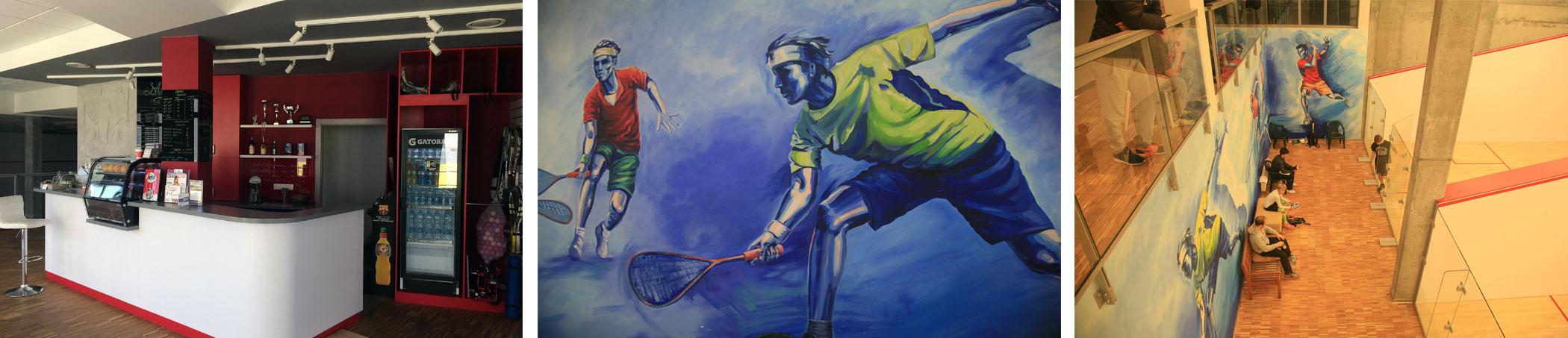 klub Stangiel Tenis & Squash